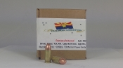 9mm Luger.115gr.RN.TCJ.100rd.CUBE.Remanufactured Ammo.